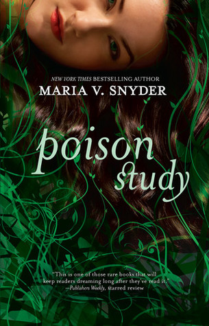 The poison study trilogy