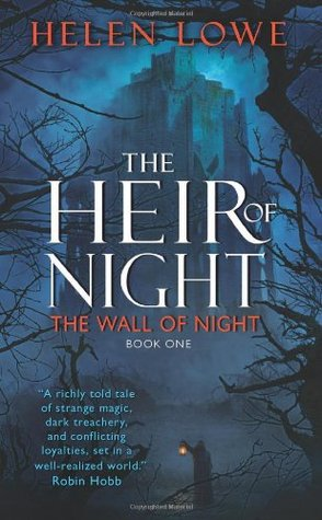 theheir ofthenight