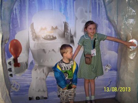 Frankie & Oscar @ Star Wars, Legoland