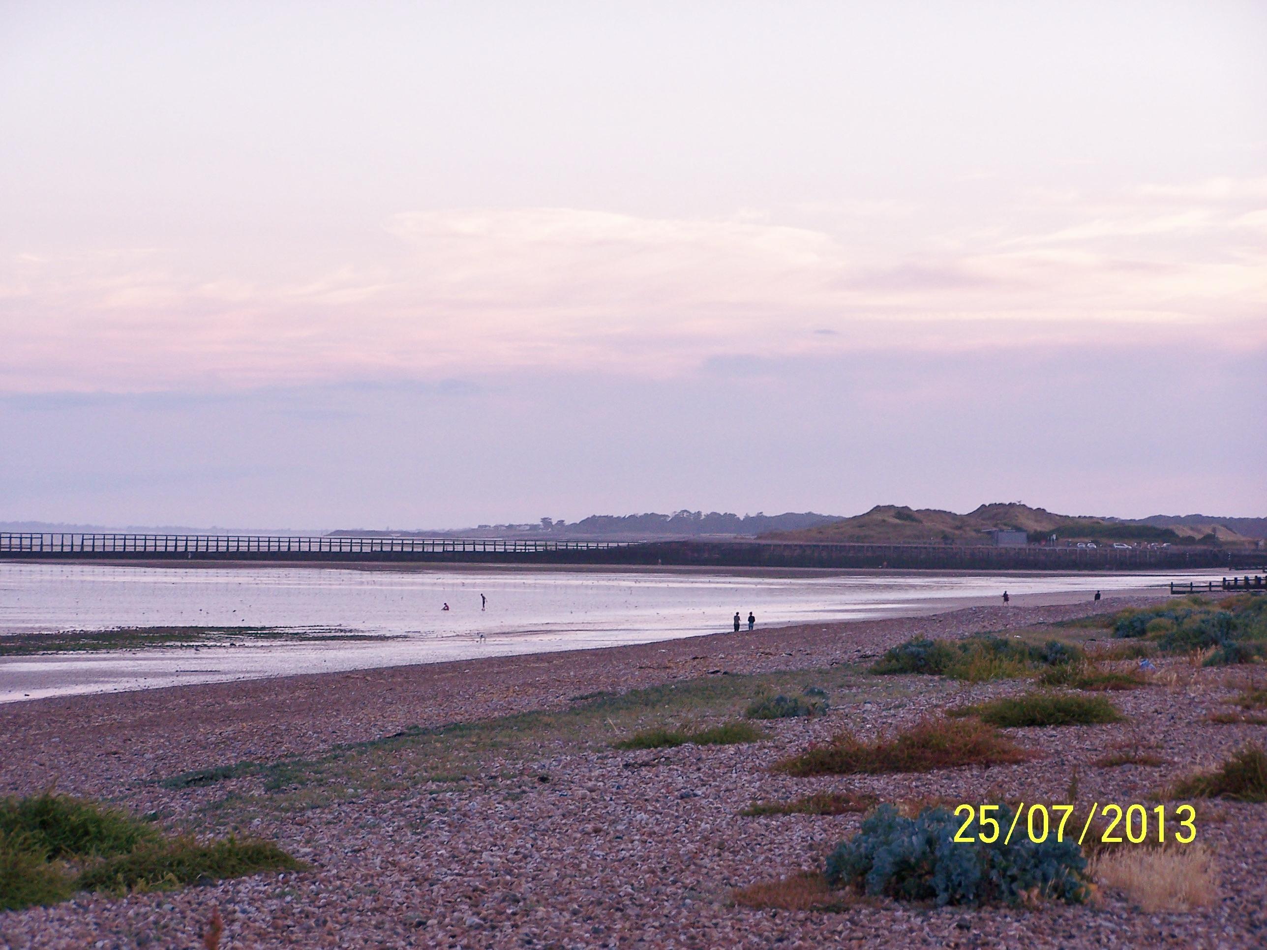 Sunset @ L'ton beach4