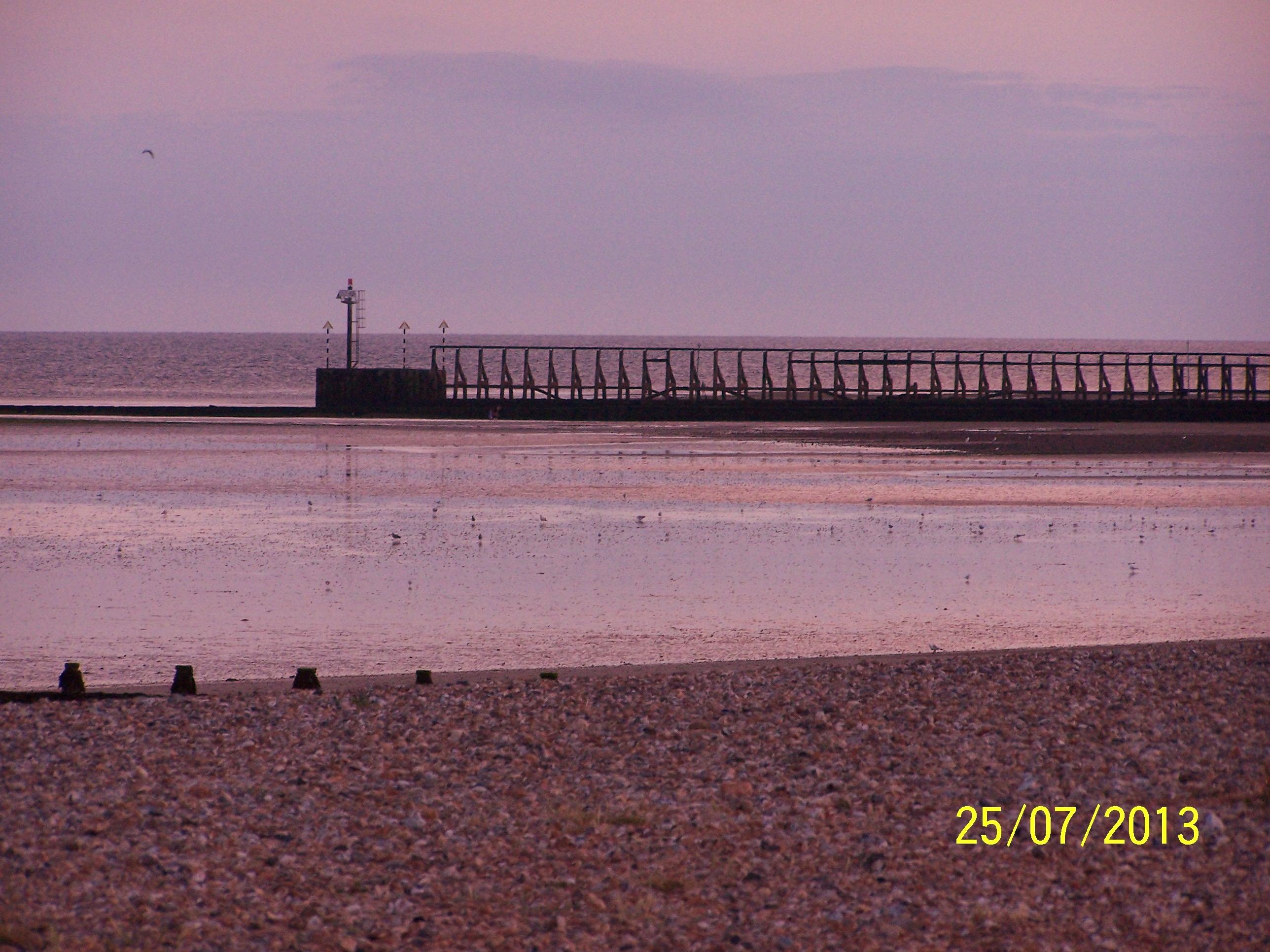 Sunset @ L'ton beach7