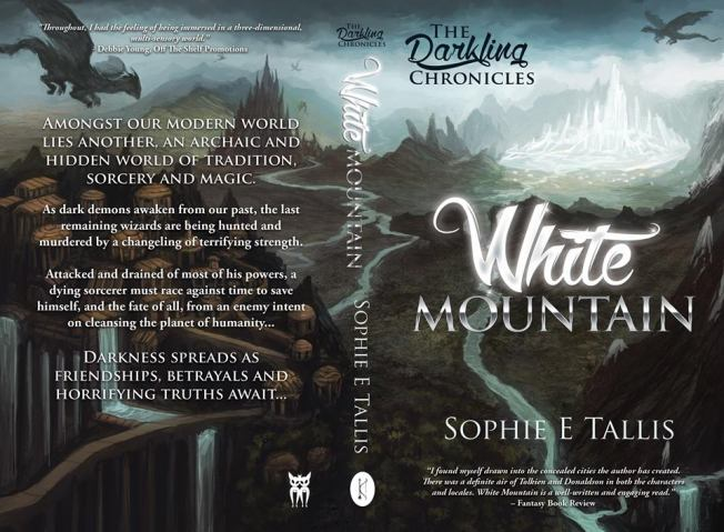 White Mountain full book jacket