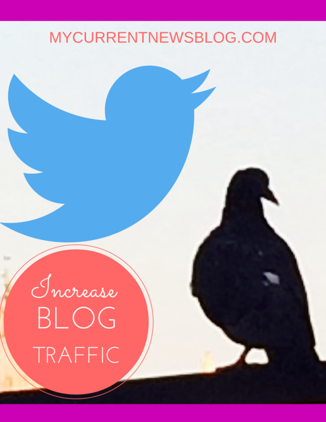 Use Twitter to Increase Blog Traffic
