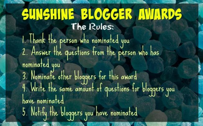 sunshinebloggerrules