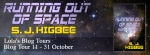 Blog Tour Running Out of Space by S.J. Higbee+Interview