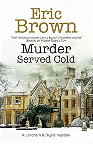 NEW RELEASE SPECIAL* Review of KINDLE Ebook Murder Served Cold